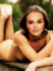 Keira Knightley Naked Celebrity Pics image 13