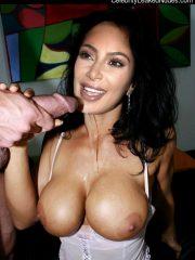 Kim Kardashian nude celebs