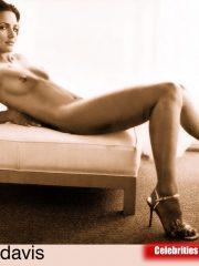 Kristin Davis Nude Celeb Pics
