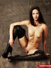 Kristin Kreuk Celeb Nude image 23