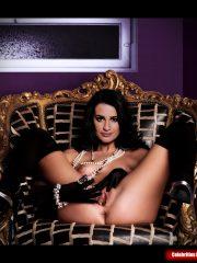Lea Michele Real Celebrity Nude image 7