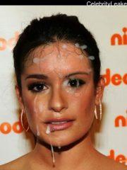 Lea Michele Celebrities Naked image 29