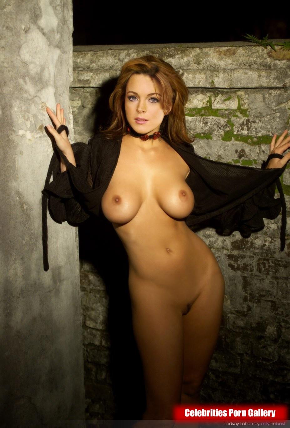 Порно фото знаменитостей ленси лохан