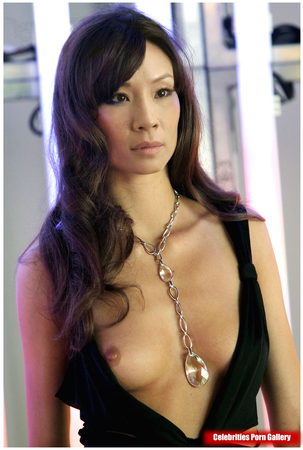 Lui nackt lucy Lucy Liu