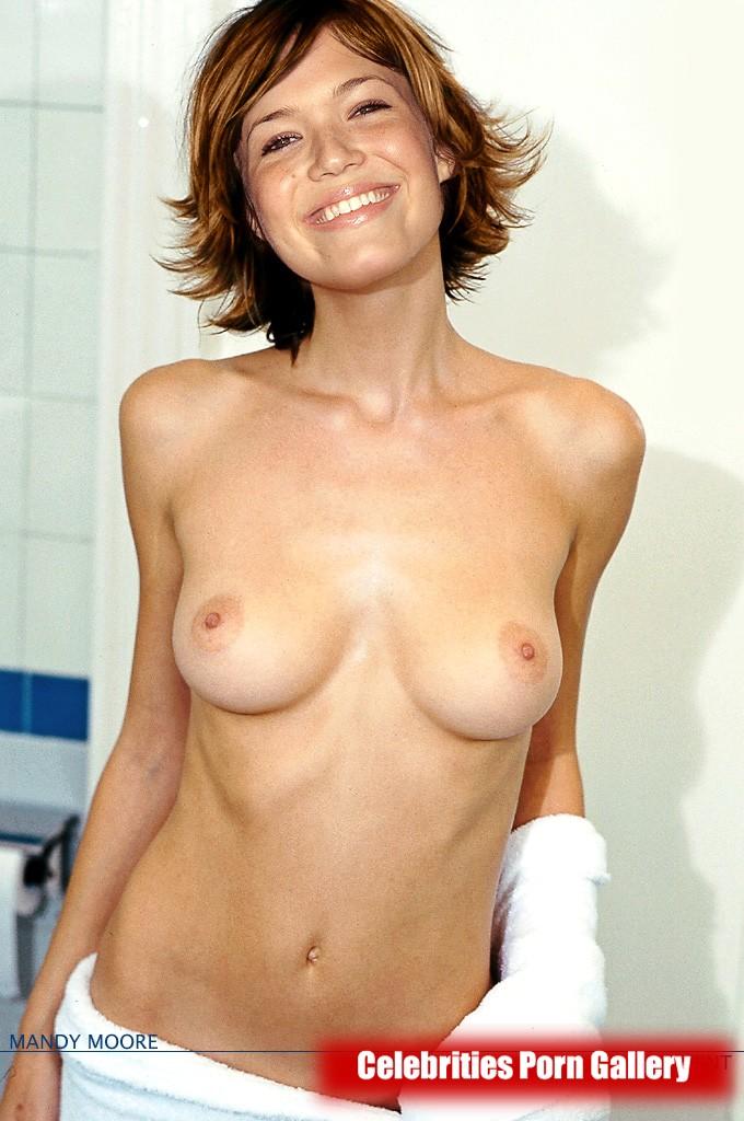 Мэнди мур голая фото