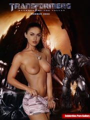 Megan Fox Newest Celebrity Nudes image 10