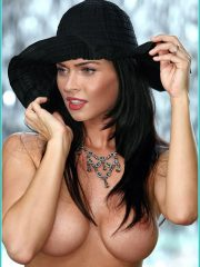 Megan Fox Real Celebrity Nude image 23
