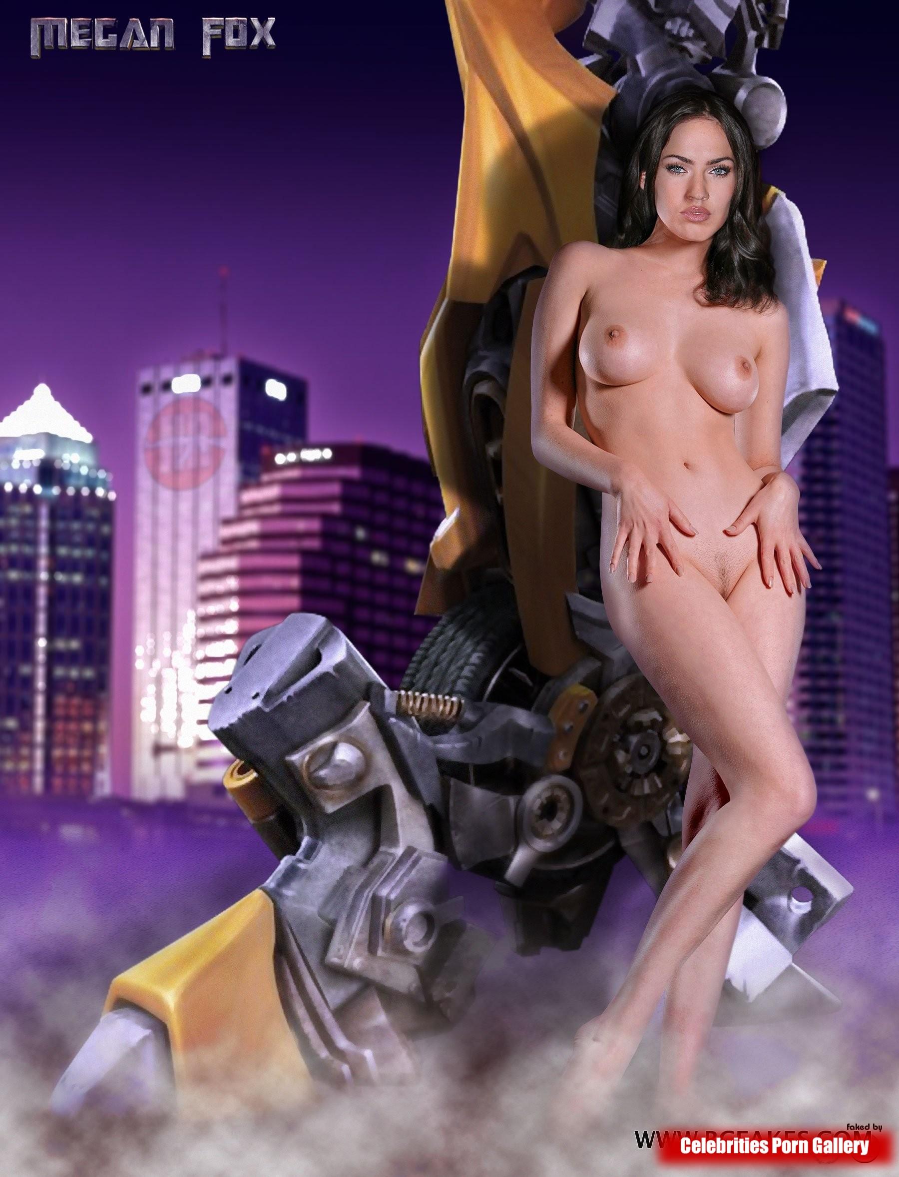 Трансформеры 3 фото порно