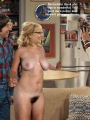 Melissa Rauch Best Celebrity Nude