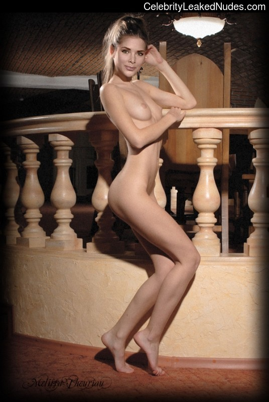 Melissa Theuriau  nackt