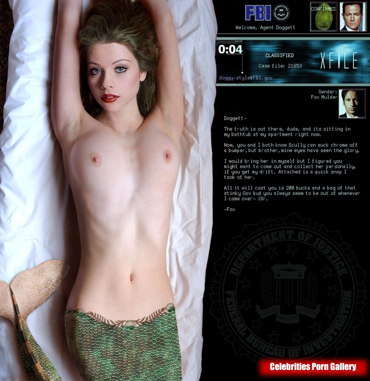 michelle trachtenberg nude pictures
