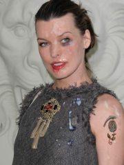 Milla Jovovich celebrity nudes