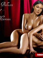 Monica Bellucci Naked celebrity pictures image 12