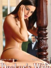 Monica Bellucci Celebrity Leaked Nude Photos image 11