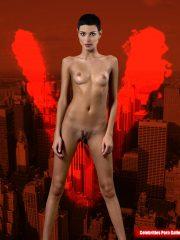 Morena Baccarin Nude Celeb Pics