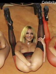 Multi Celebrity Famous Nudes image 6