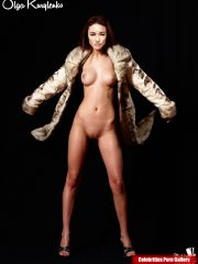 Olga Kurylenko Naked Celebrity Pics