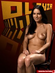 Olivia Munn Nude Celebrity Pictures