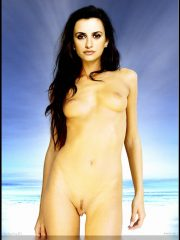 Penélope Cruz Naked Celebrity Pics