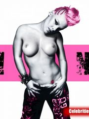 Pink Real Celebrity Nude