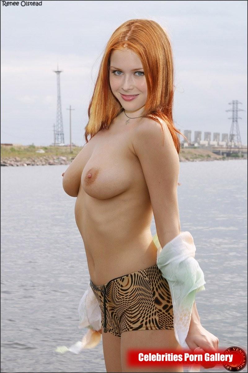 Nackt  Amber Renee Heidi Klum