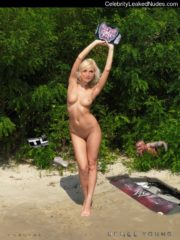Renee Paquette Real Celebrity Nude image 2