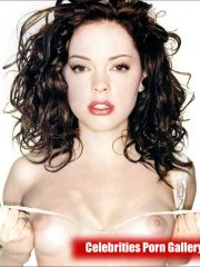 Rose McGowan Naked Celebritys image 25
