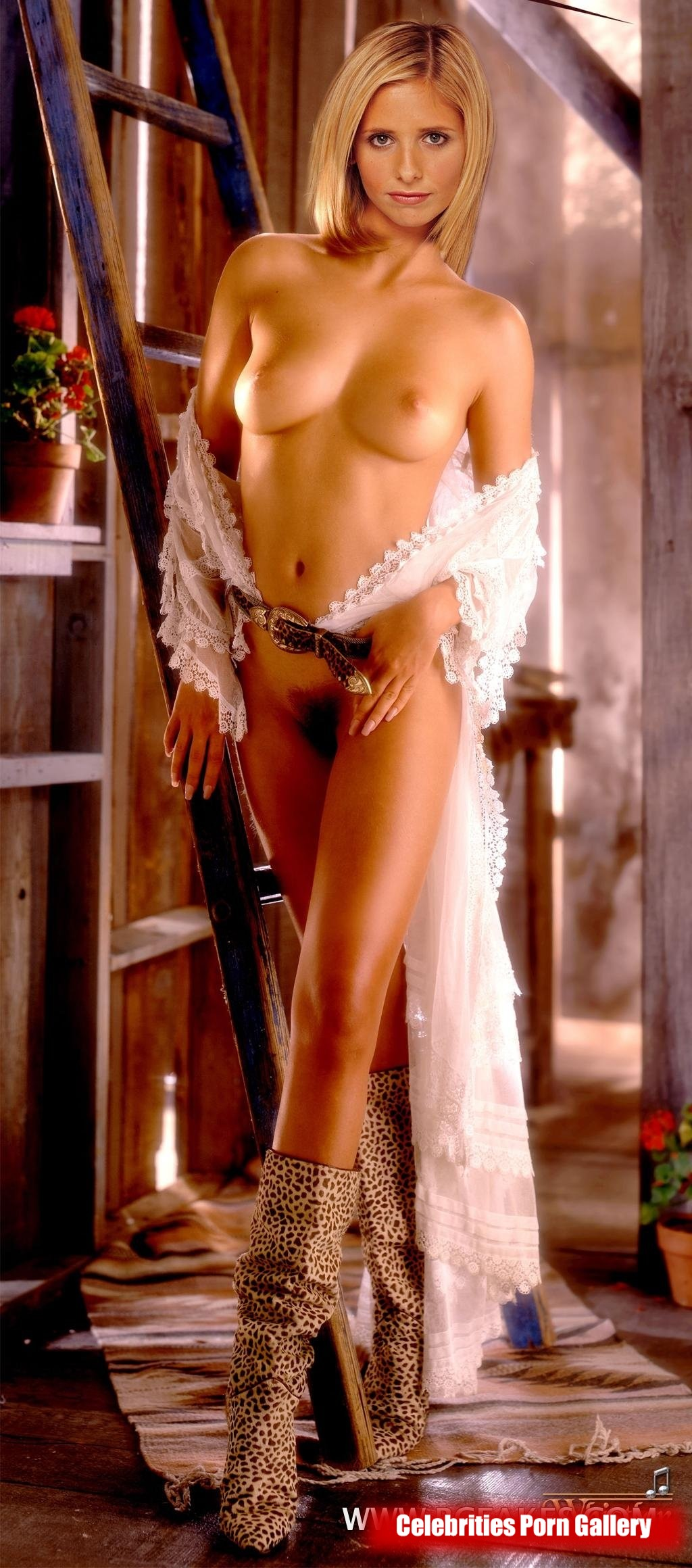 Cecilia Galliano Naked Great sarah michelle gellar naked celebrity pictures » sarah-michelle