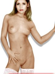 Sarah Michelle Gellar Best Celebrity Nude
