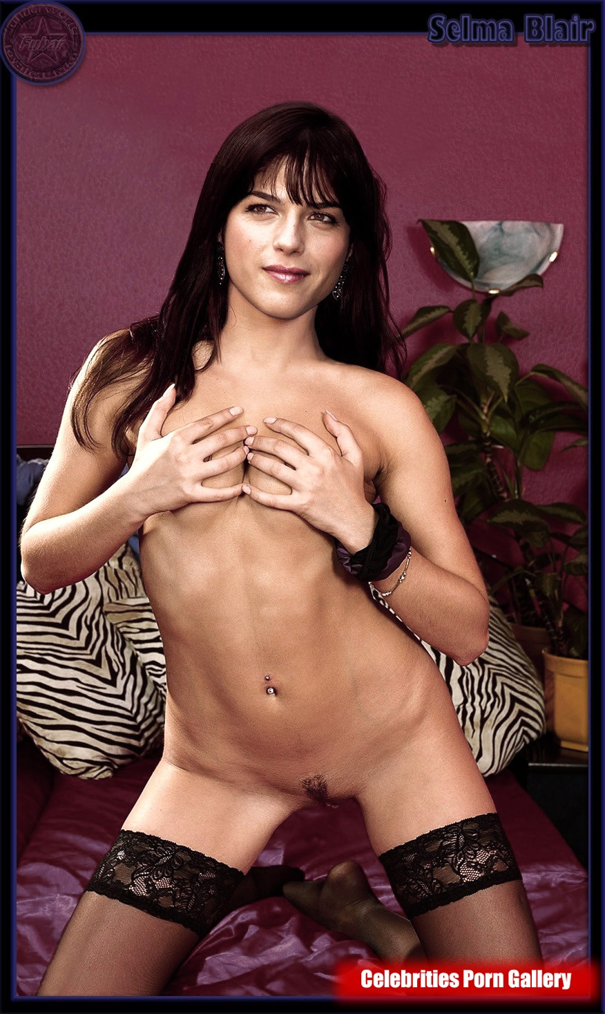Was celebrity nudes selma blair here not