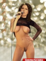 Shania Twain Best Celebrity Nude