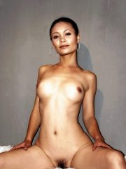 Thandie Newton Real Celebrity Nude image 2