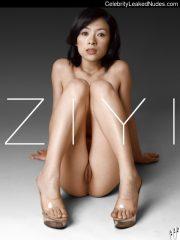Zhang Ziyi celeb nude