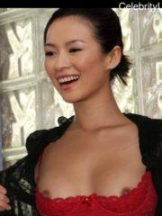 Zhang Ziyi Celebrities Naked image 3