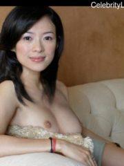 Zhang Ziyi Celebrity Nude Pics image 5