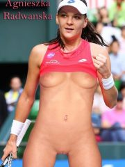 Agnieszka Radwanska nude celeb pics