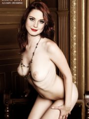Alexandra Breckenridge Newest Celebrity Nudes