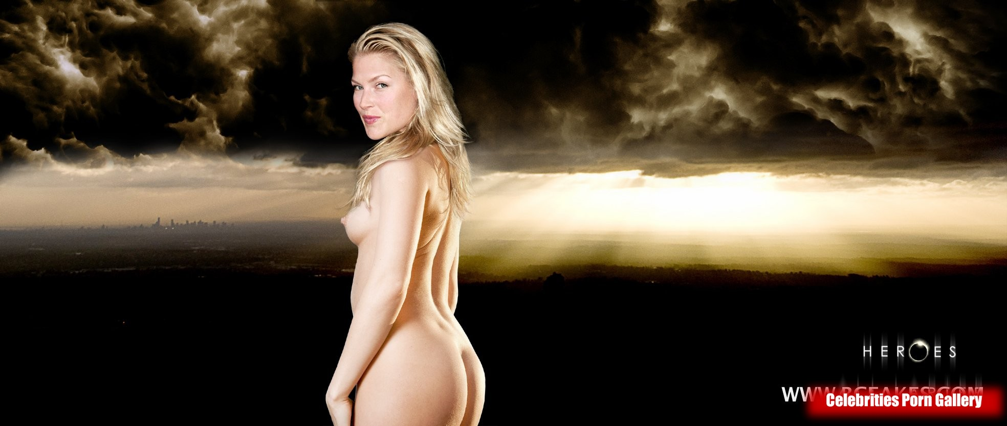 Ali larter naked the first time people noticed her