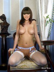 Alizee celebrity nude