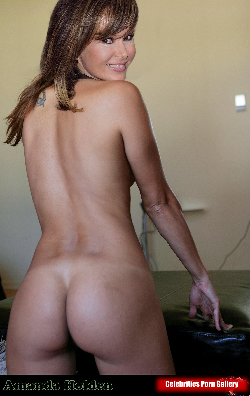 amanda holden porn