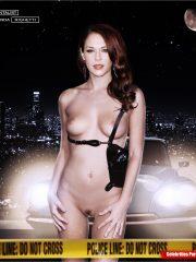 Amanda Righetti Celeb Nude