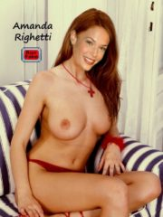 Amanda Righetti naked celebrity pics free nude celeb pics
