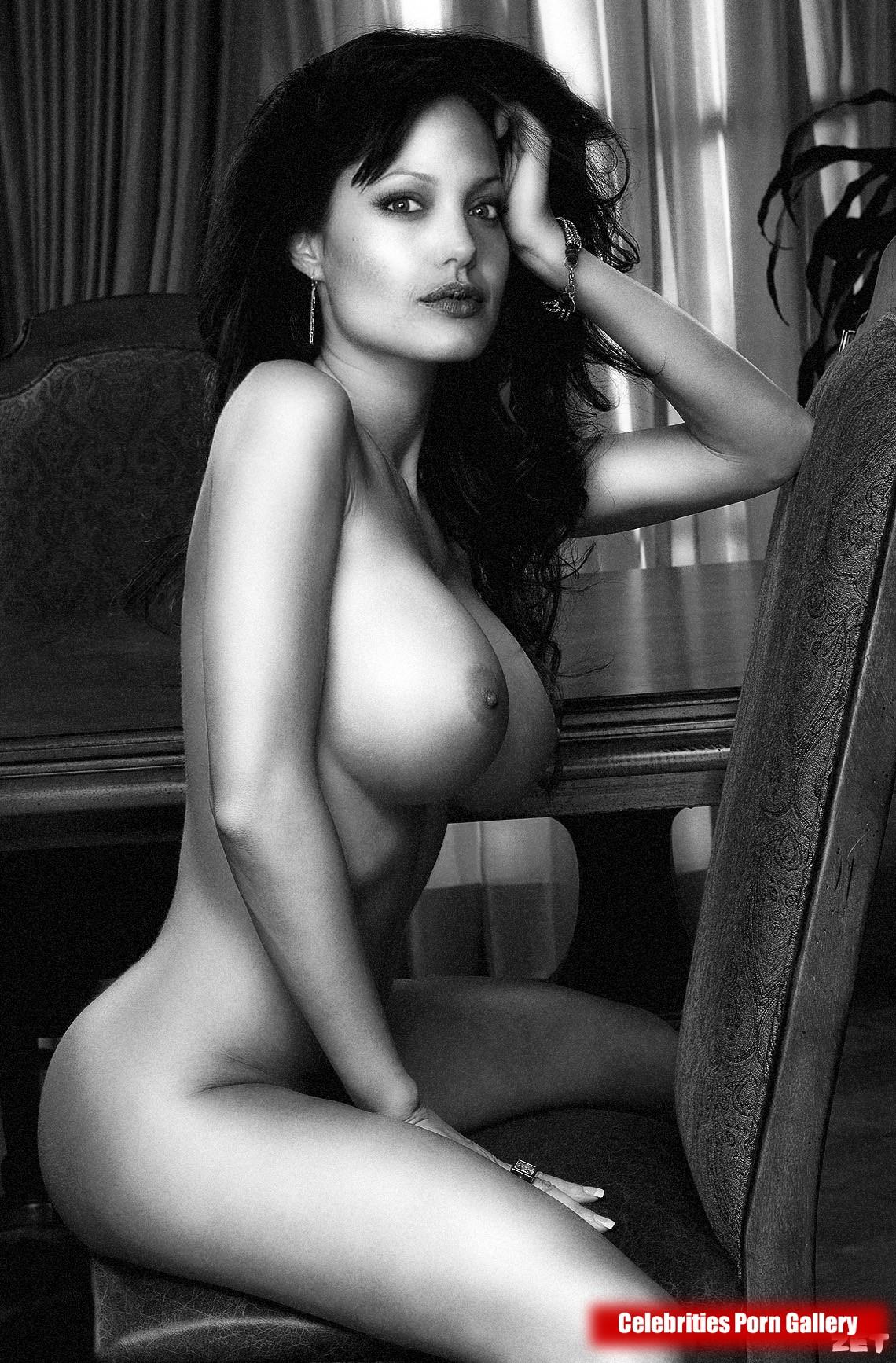 Anglelina jolie naked #14