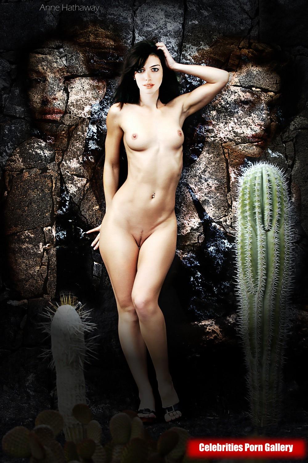 nude hathaway