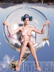 Anne Hathaway Newest Celebrity Nudes