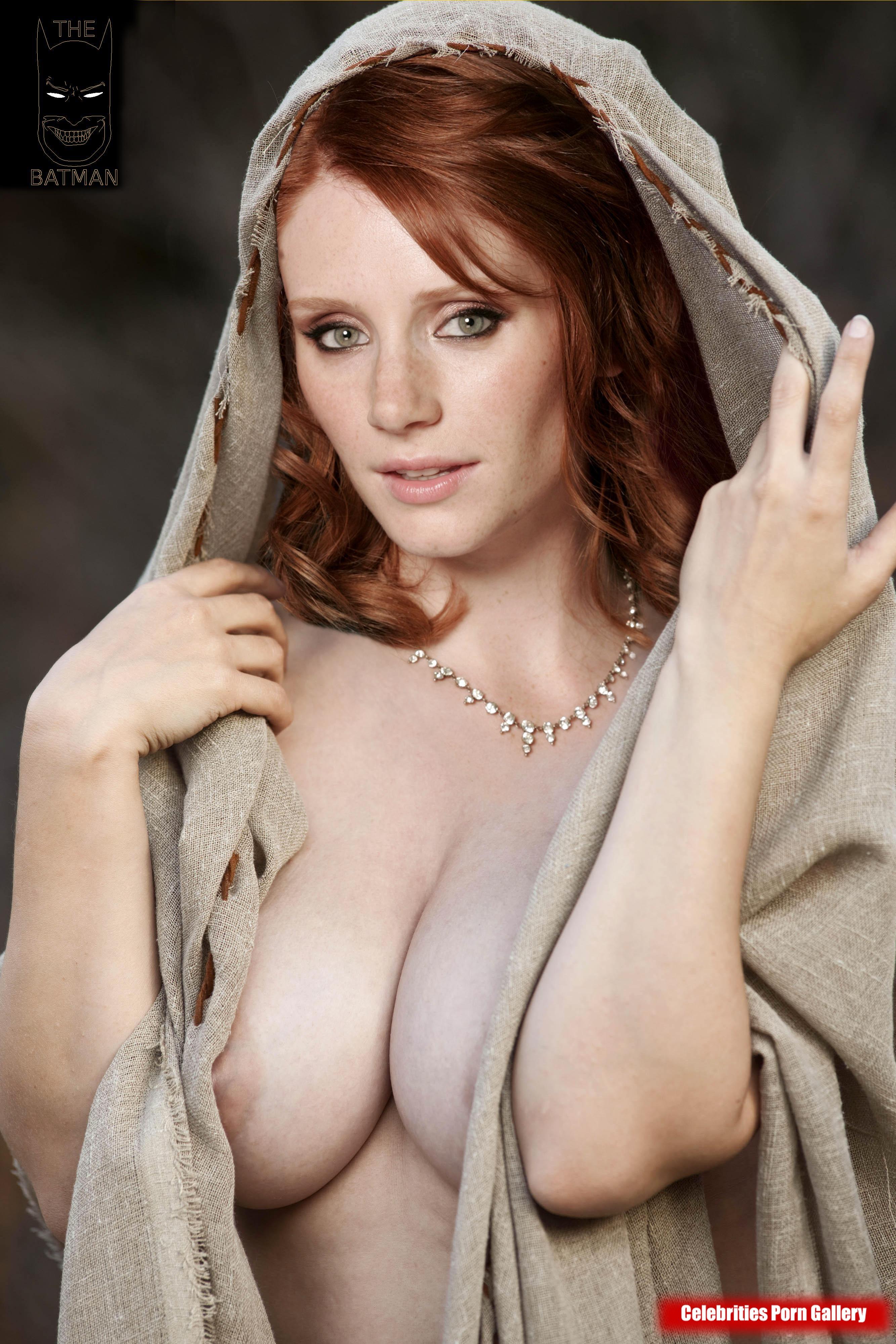 Bryce dallas howard leaked nudes