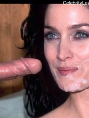 Carrie-Anne Moss Newest Celebrity Nudes image 9