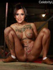 Cheryl Cole naked celebrity