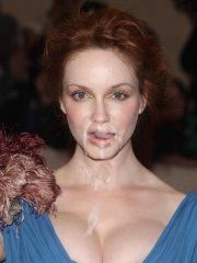 Christina Hendricks Naked Celebrity Pics
