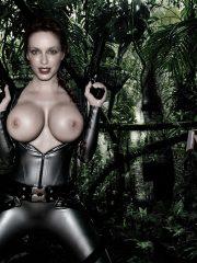 Christina Hendricks Hot Naked Celebs